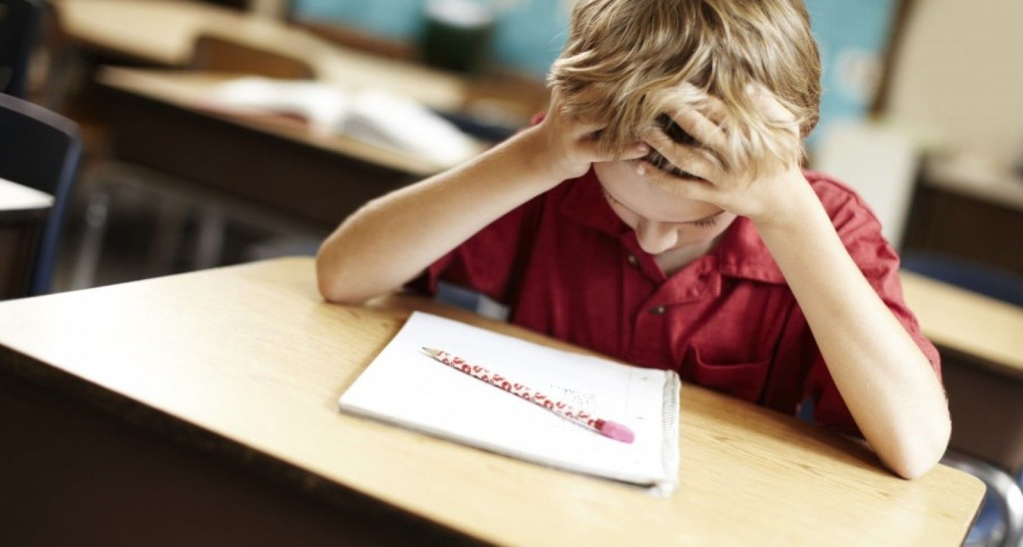 ADHD - Teachers and parents often misunderstand the symptoms.