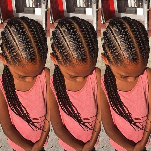 Braided Hairstyles For Little S