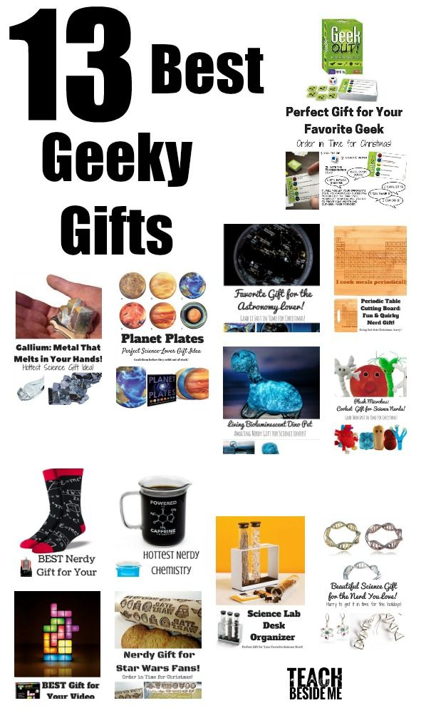 13 Nerdy Gifts for the Geeks in your Life   Nerdy gifts