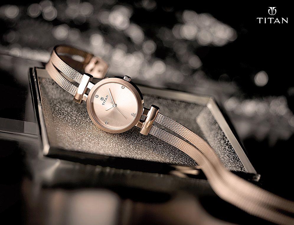 Titan Purple Collection Watches Women Fashion Fashion Watches Trendy Watches