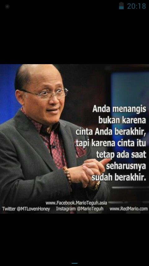 Quotes Mario Teguh Motivasi Kata Kata Mutiara Kutipan