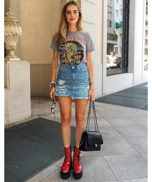 Style guide : 10 façons de porter le t-shirt de rock