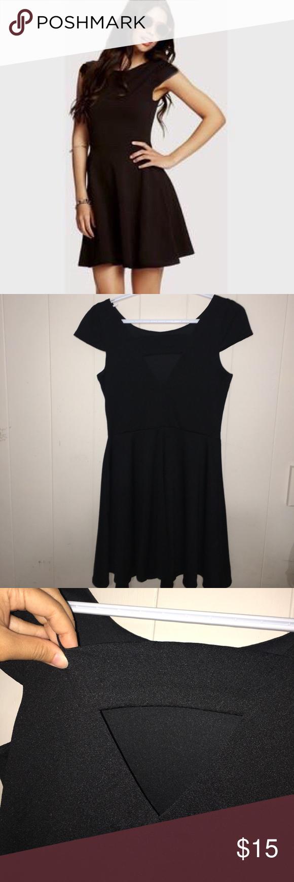 Sale black mini skater dress mini skater dress