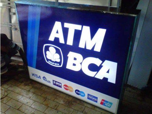 NEON BOX - ATM BCA