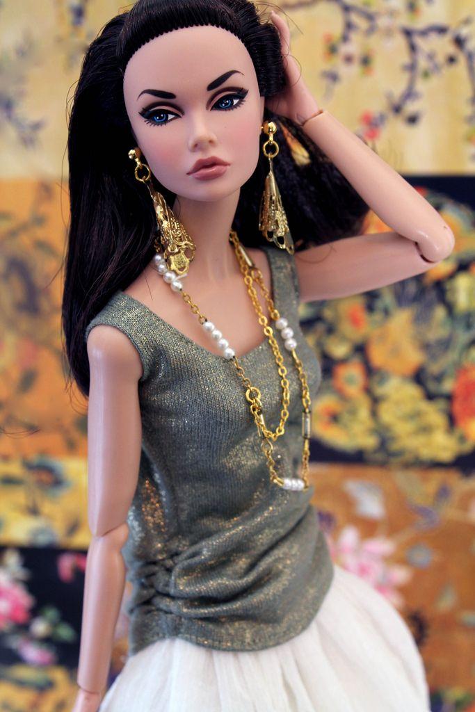 Reluctante Debutante Poppy Parker | Barbie clothes