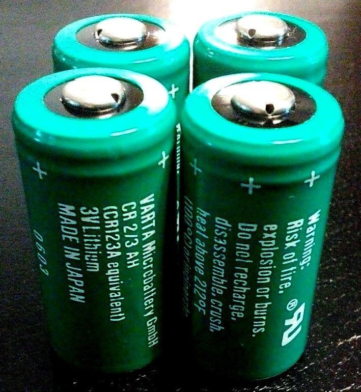 US $20.00 New in Consumer Electronics, Multipurpose Batteries & Power, Single Use Batteries