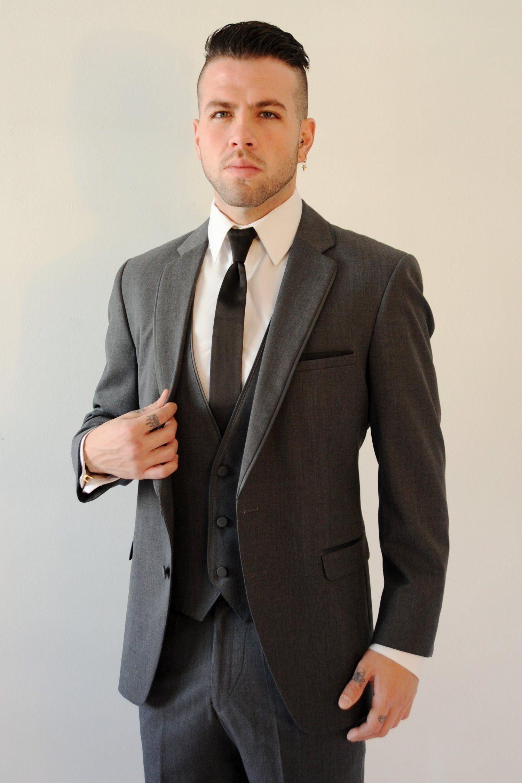Tuxedo Rentals in Miami and Miami Lakes, Hialeah Grey
