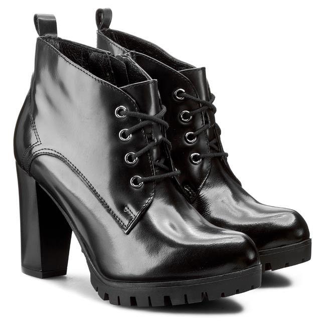 Botki Wojas 5668 51 Czarny Botki Kozaki I Inne Damskie Stiletto Boot Boots Heels