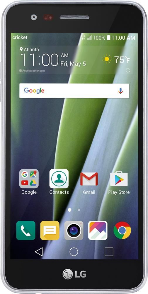 Best Buy Cricket Wireless Cricket Wireless Lg Risio 2 4g Lte With 16gb Memory Prepaid Cell Phone Silver Dlgn5008 Prepaid Cell Phones Unlocked Cell Phones Phone