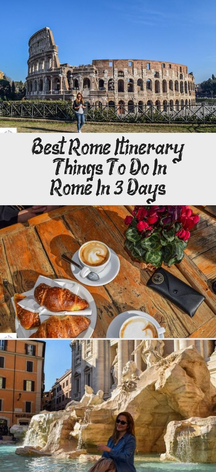 Rome is always a good...travel destination. Find out why ...