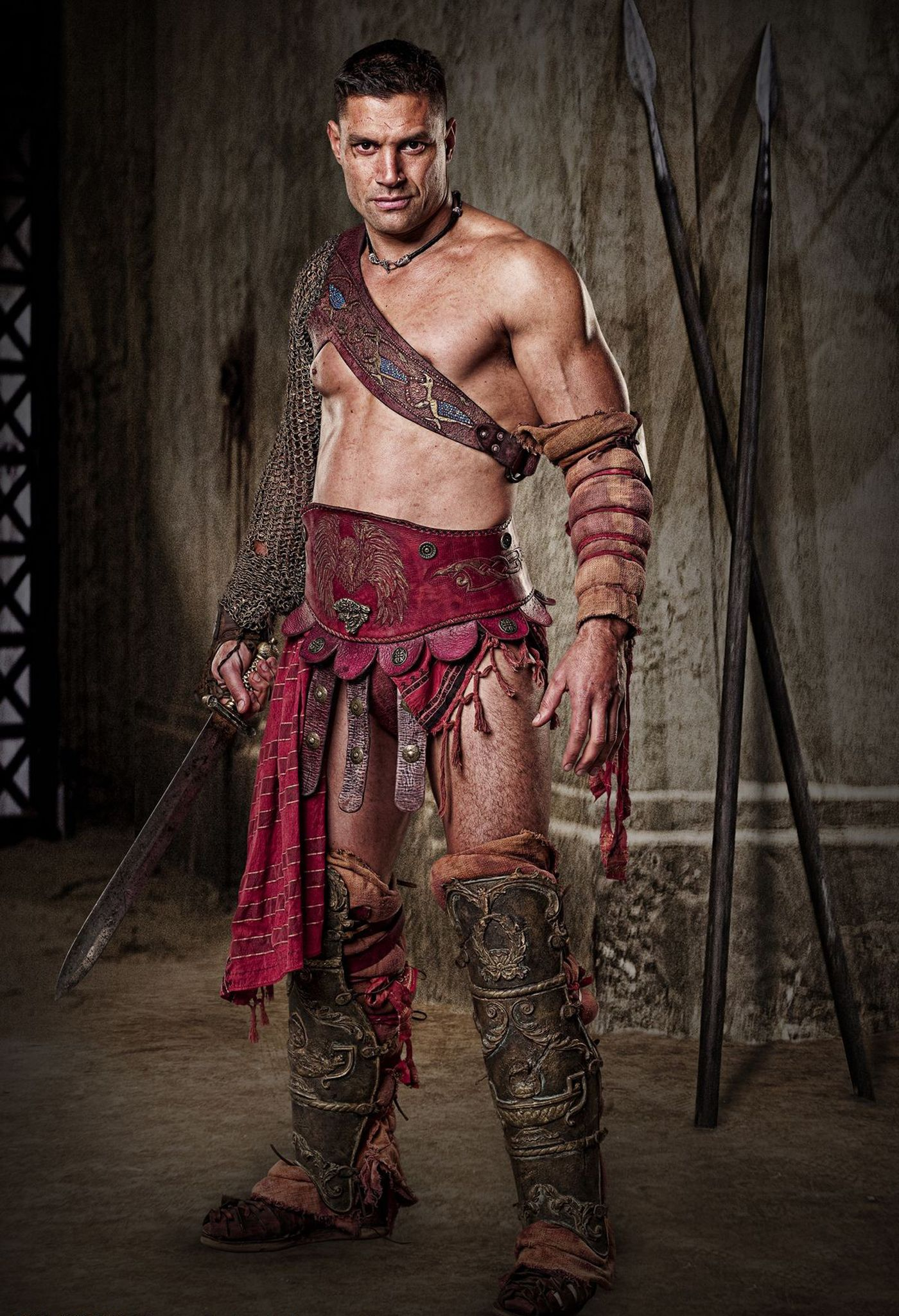 Laurence olivier spartacus quotes - Spartacus Season 1 Blood And Sand Promo