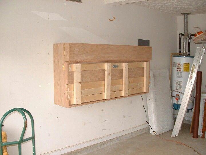 Folding workbench diy wood working pinterest folding for Planos de carpinteria