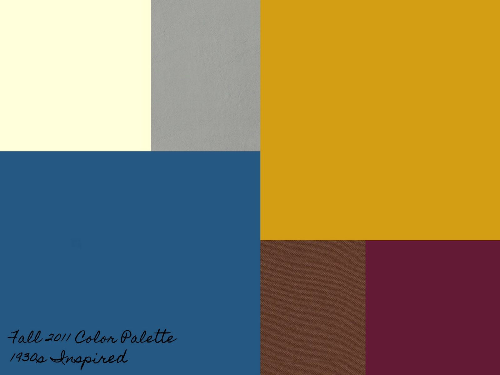 Color palette gold blue brown fall color palette and - Art deco color combinations ...