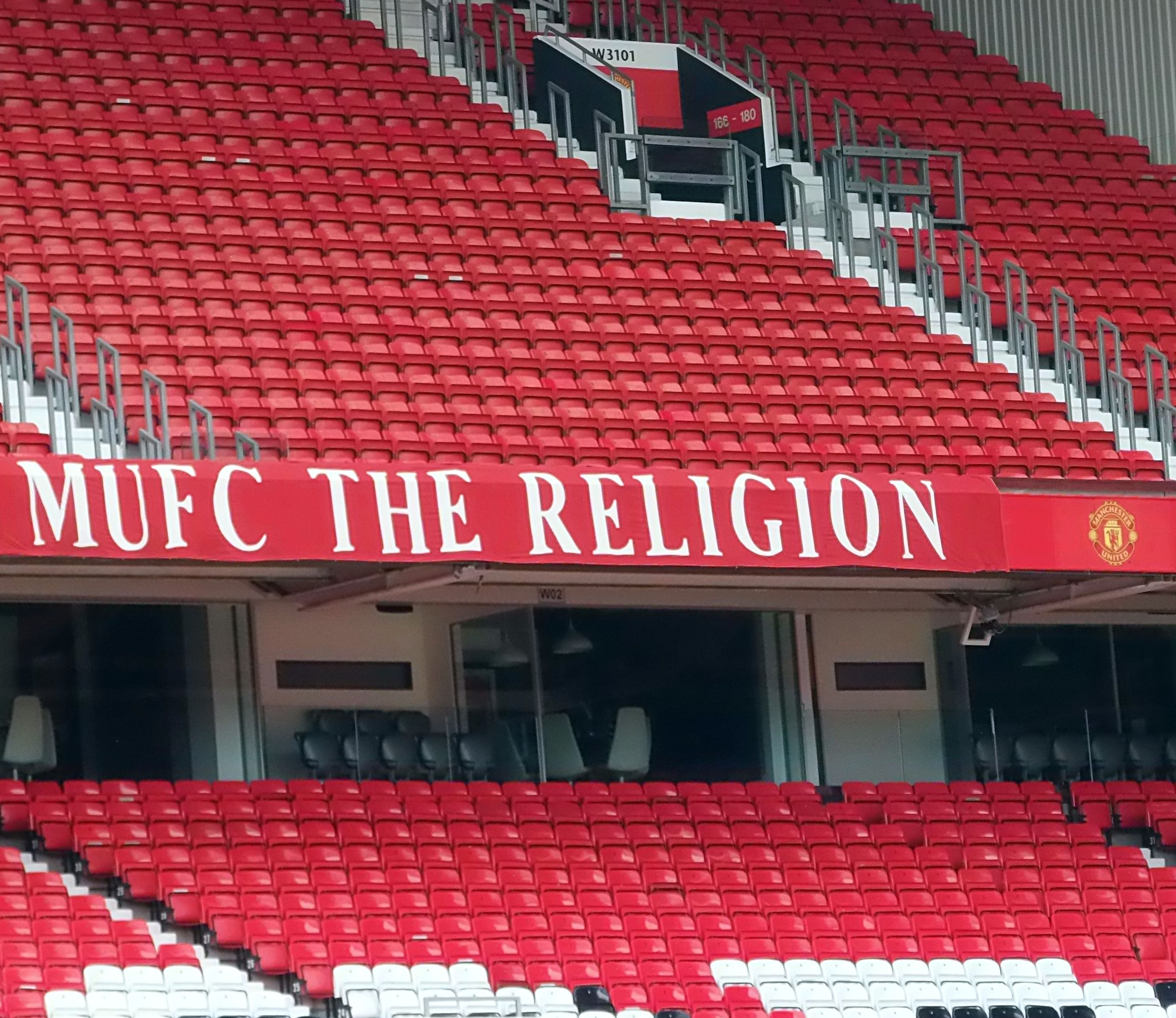 And Old Trafford Is The Place Of Worship For Many With Images Manchester United Stadium Museum Tours