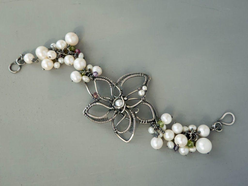 By Oksana Trukhan - Ursula Jewelry | flowers | Pinterest | Ursula ...