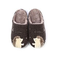Photo of Animal Fox Unicorn Nonslip Cotton Home Slippers