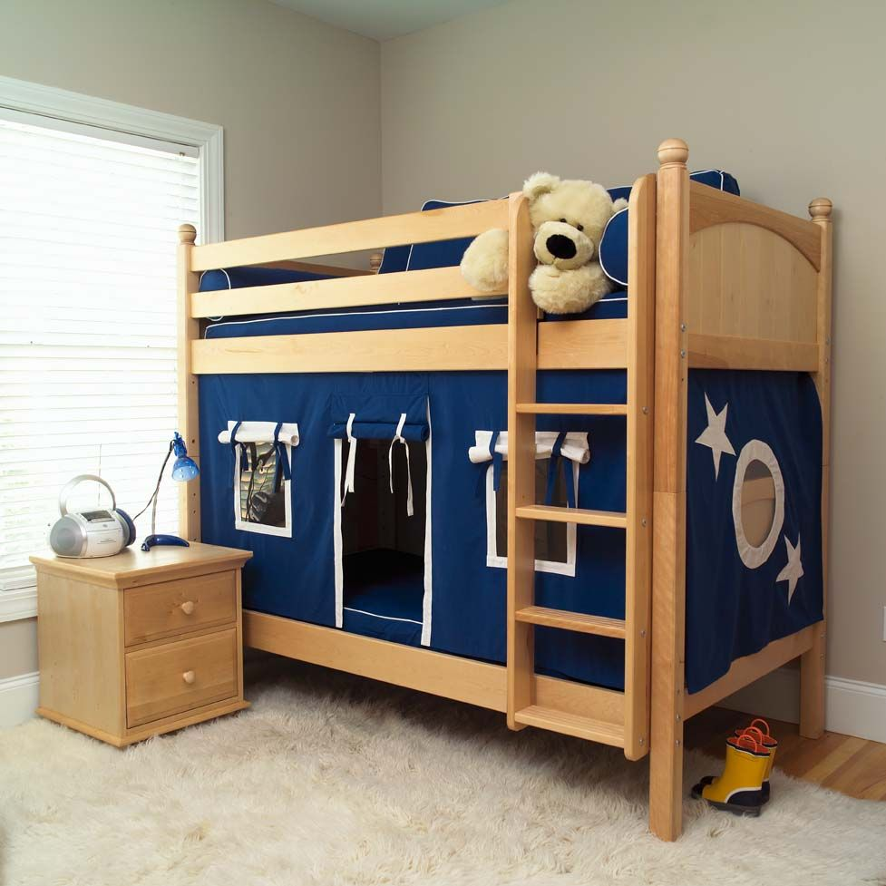 Toddler loft bed ideas   Kids Forts  Forts Kids rooms and Room
