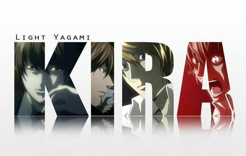 Light Yagami (Kira) - Death note
