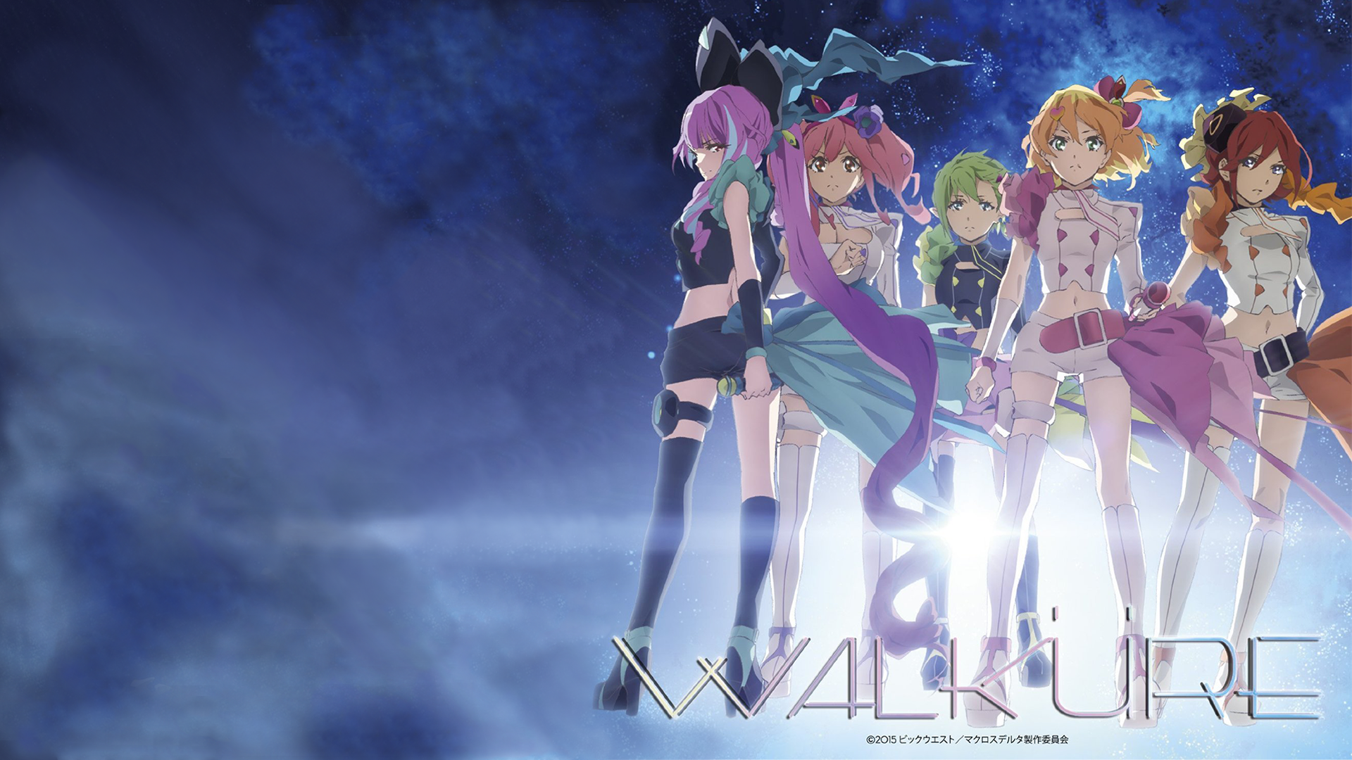 Walkure Macross Delta 1920x1080 Need Iphone 6s Plus