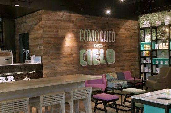 Cielito Querido Café in Mexico // love this place!