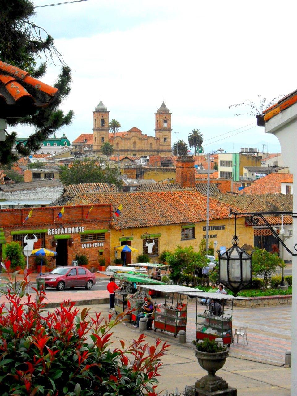 Pueblos bonitos de cundinamarca