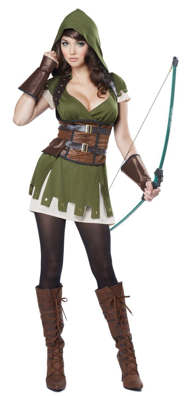 Robin Hood Adult Costume #halloweencostumesadult | New Halloween ...