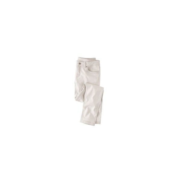 Bailey jeans - Wrap London ($128) ❤ liked on Polyvore featuring jeans, stretch jeans, skinny fit jeans, white stretch skinny jeans, super skinny jeans and stretchy jeans