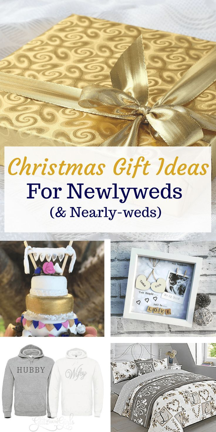 Christmas Gift Ideas for Newlyweds and Nearlyweds