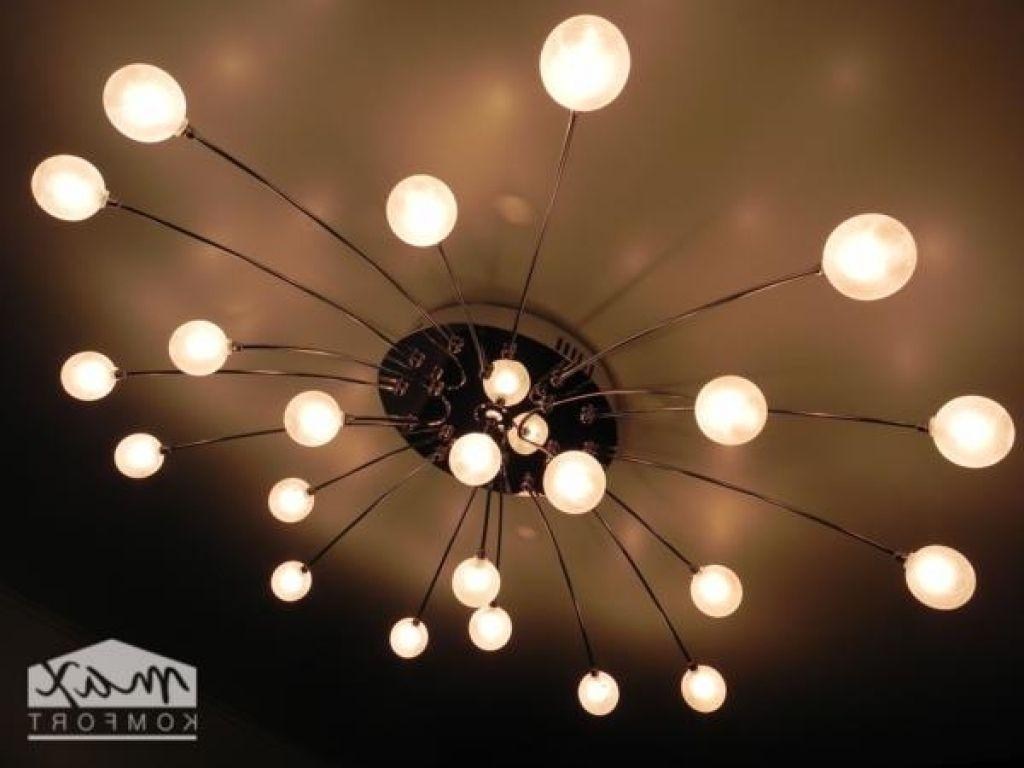 Moderne Wohnzimmer Decken Lampe In Bezug Auf Haus In 2020