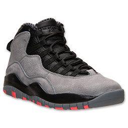 jordan 10 retro men cool grey