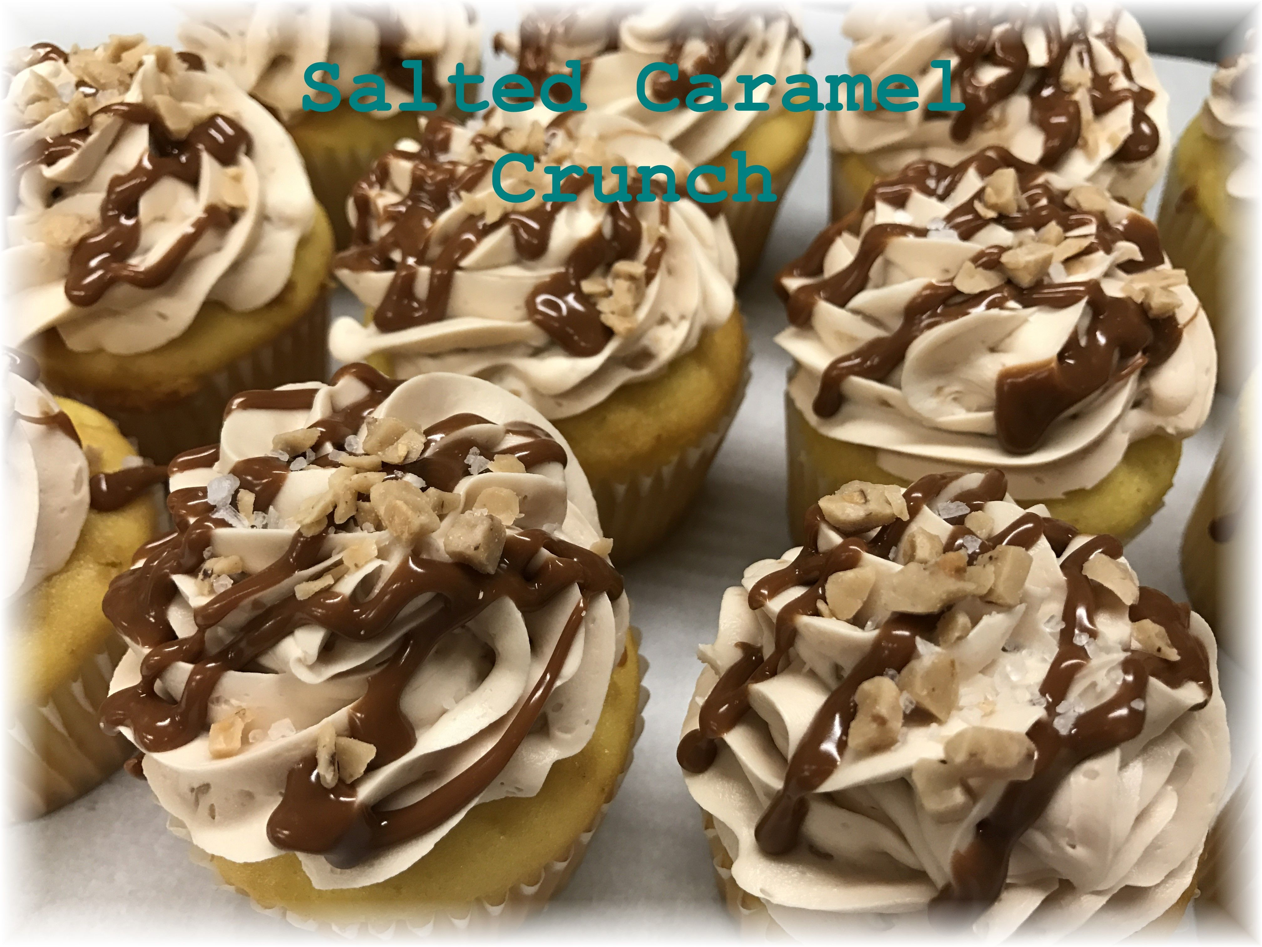 Pin by Rush City Bakery on RCB Signature Cupcake Flavors