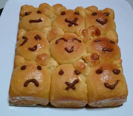 Resep Roti Sobek Manis Simpel Oleh Adzkanaeva Resep Resep Makanan Roti