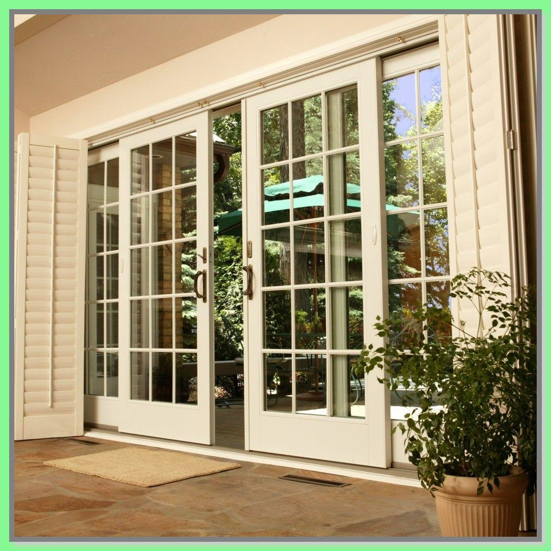 130 Reference Of Double Door Pantry Extra Wide Patio Door In 2020 French Doors Exterior Sliding French Doors Patio Sliding French Doors