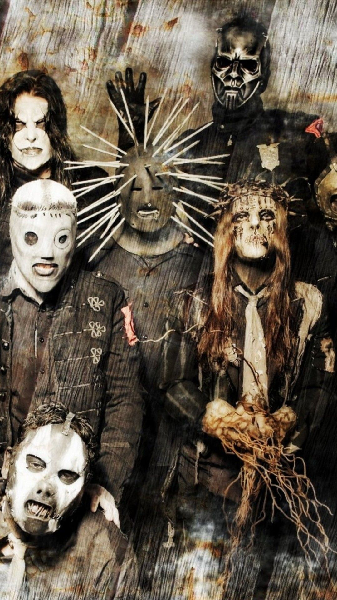 1080x1920 Slipknot Wallpapers For Iphone 7 Iphone 7 Plus