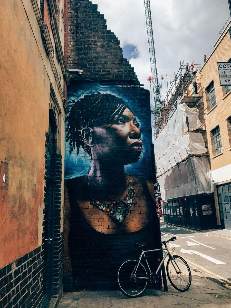 Shoreditch Street Art: Street Art, Walking Tour, Street