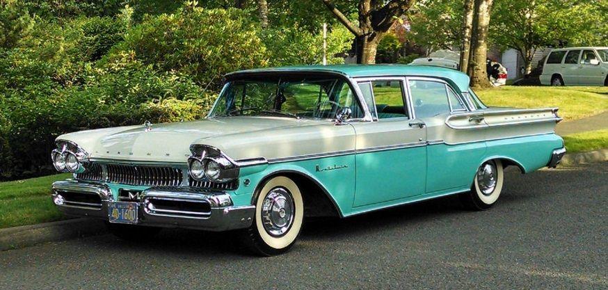 1957 Mercury Montclair Mercury Cars Dream Cars Classic Cars
