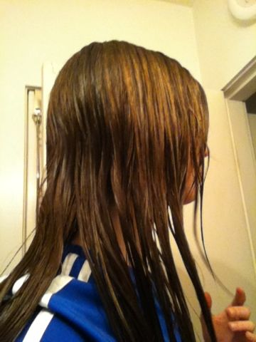 My life: Honey and Maple Syrup Hair Mask