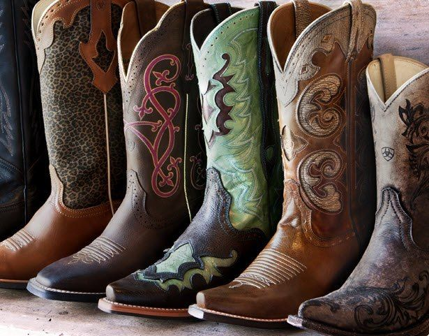 Ariat Boots | Men's & Women's Cowboy & Riding Boots | Head West ...