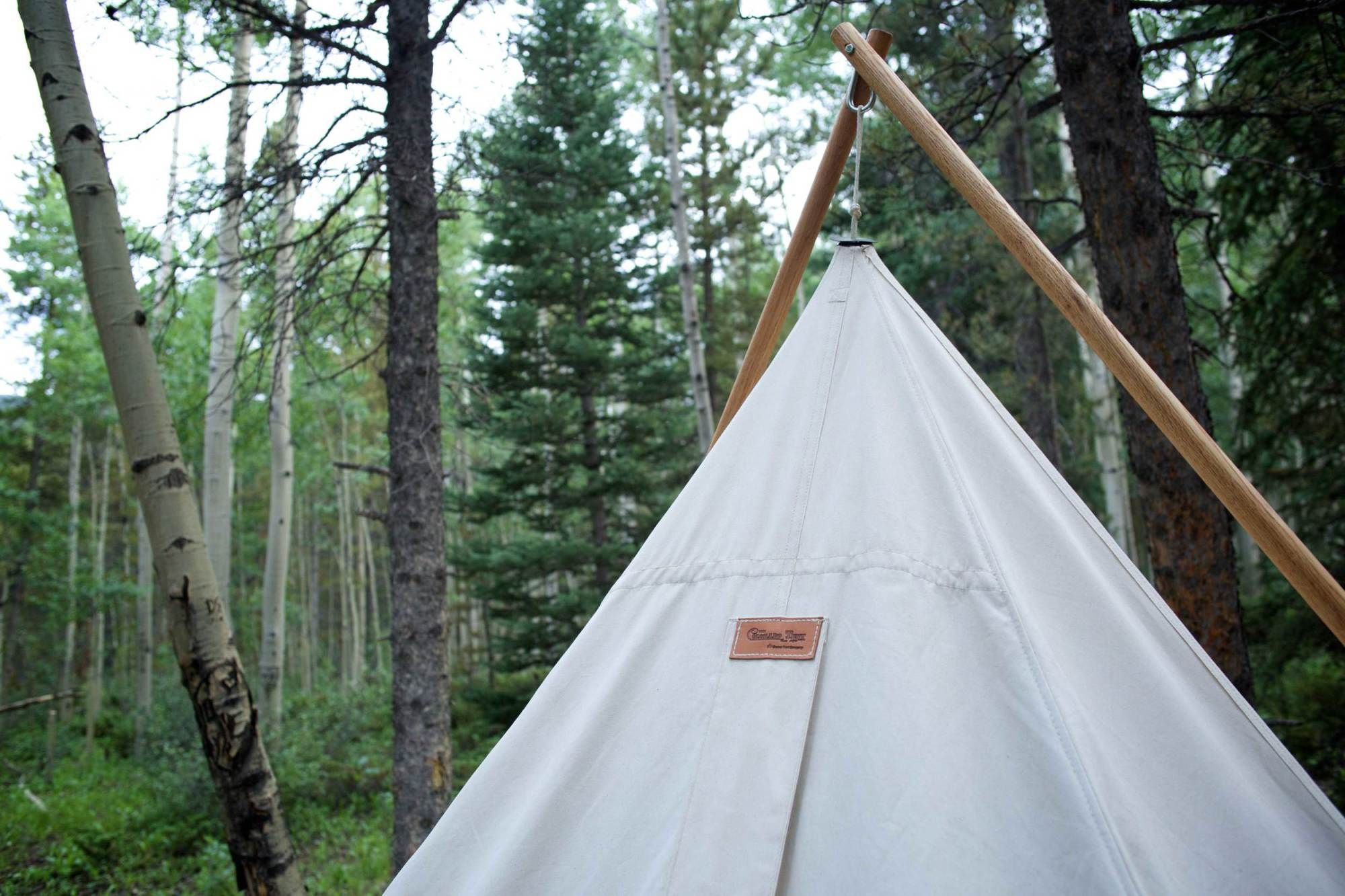 Denver Tent Creates A Healing Home In The Wilderness | Wilderness Tents and Denver & Denver Tent Creates A Healing Home In The Wilderness | Wilderness ...