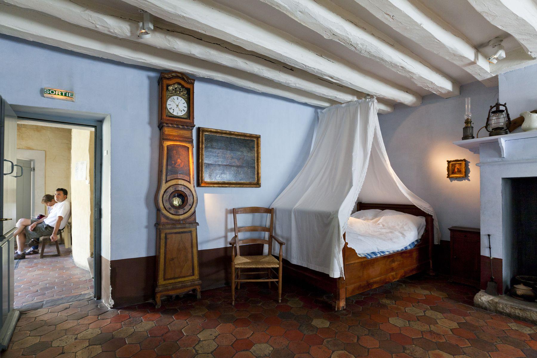 Auberge du Paradis Saint Amour Bellevue chambre cumin pas de