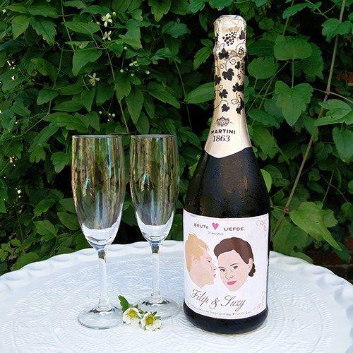 Champagnelabel