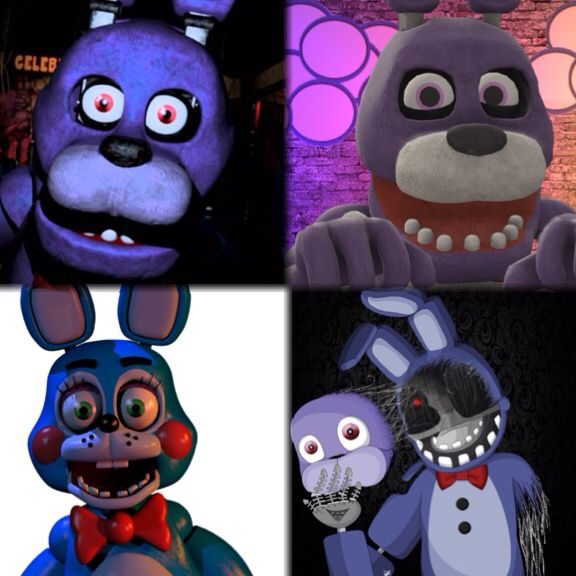 Bonie 2 Five Night Five Nights At Freddy S Character