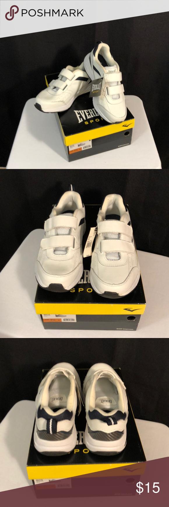 🔥5 for $25🔥 Everlast Velcro Sneakers