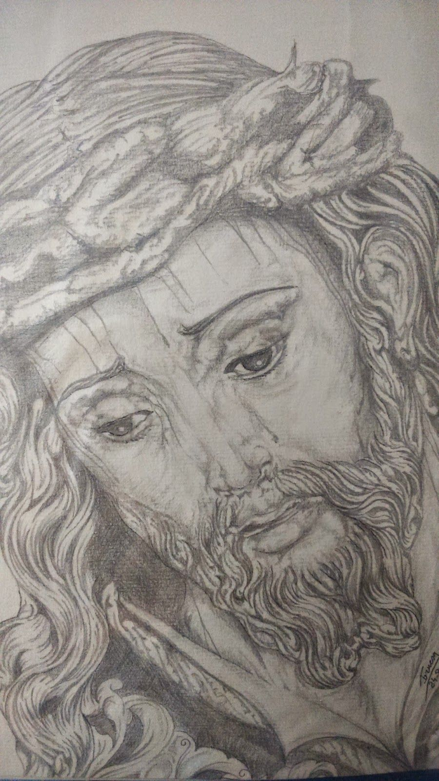 Dibujos A Lapiz Obra Religiosa Art Art Sketches Sketches