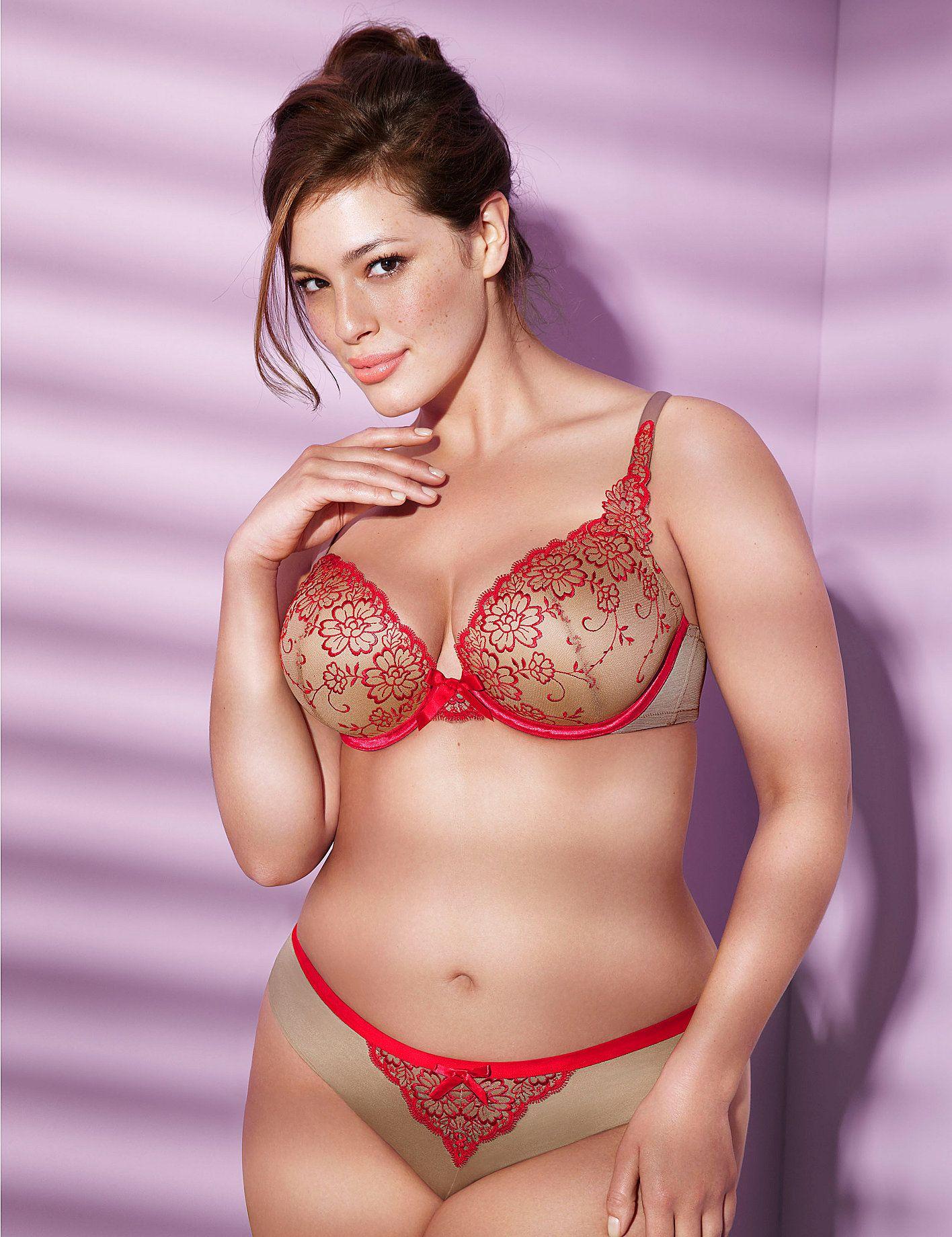 Sexy Full Figure Bra