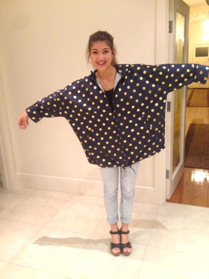Finally got my raincoat!! #gorman