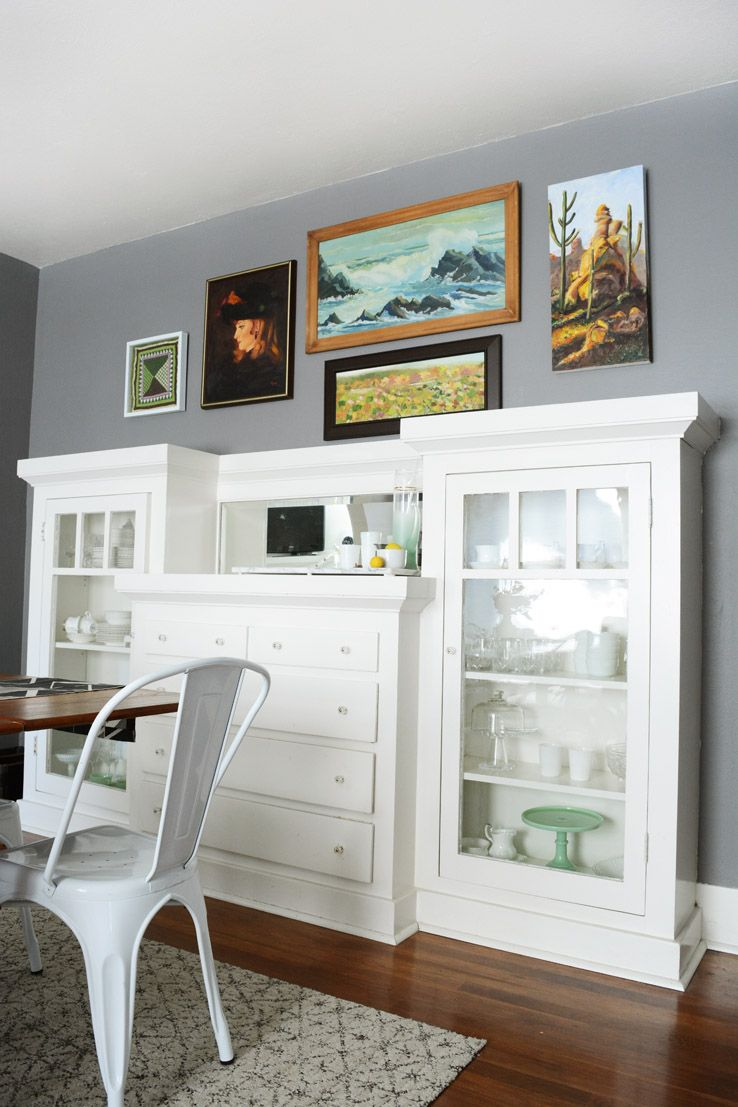 Built In Cabinets Dining Room 1000 Images About Dining Room Ideas On Pinterest Built In