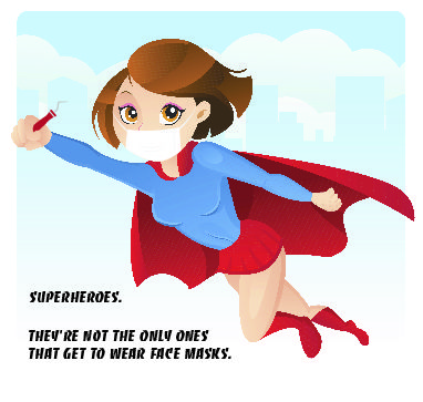 Dental Assistants Superheroes Quotes Superpowers