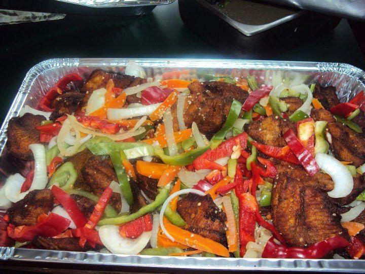 Escovitch fish jamaica jamaica pinterest fish for Jamaican fish recipe