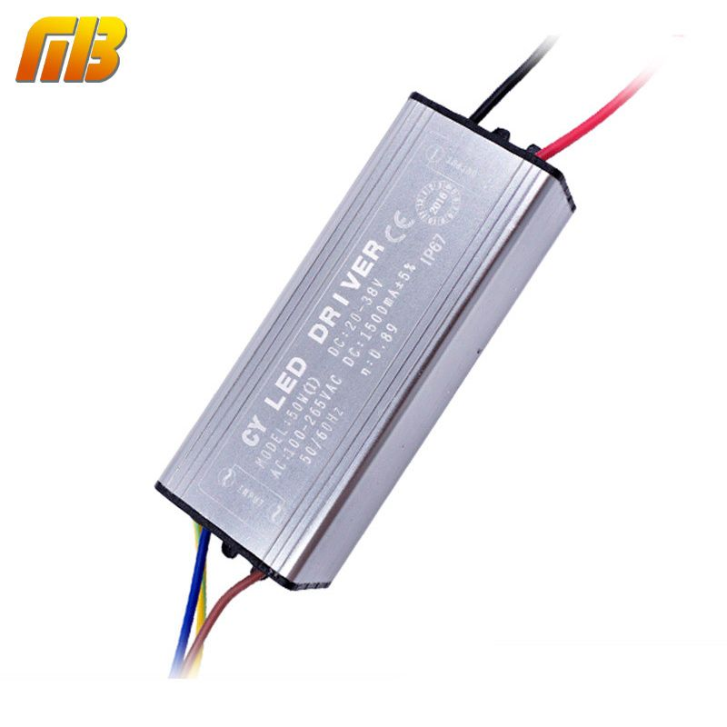 Lighting accessories · LED Driver 10W 20W 30W 50W 70W AC 85 265V To DC 22 38V - led light accessories